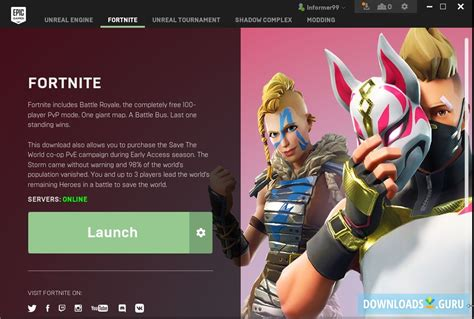 Download Epic Games Launcher for Windows 10/8/7 (Latest