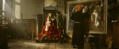 Did you know that oil painting was invented by the Belgian