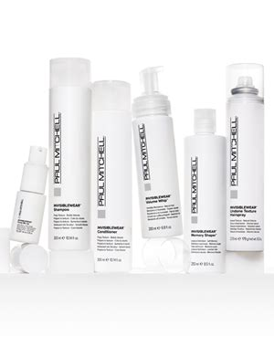 Professional Hair Products by Paul Mitchell