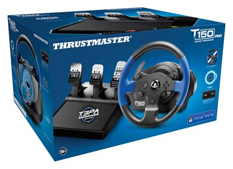 Volant Thrustmaster T150 PRO pro PS4, PS3, PC + pedály