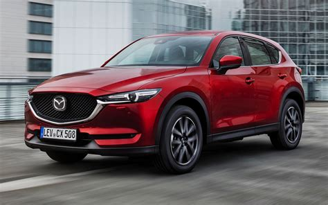 2017 Mazda CX-5 - Wallpapers and HD Images   Car Pixel