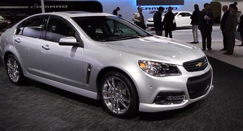 2014 Chevy SS Sedan Info, Specs, Price, Pictures, Wiki