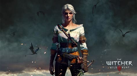 Ciri The Witcher 3 Wild Hunt Wallpapers | HD Wallpapers