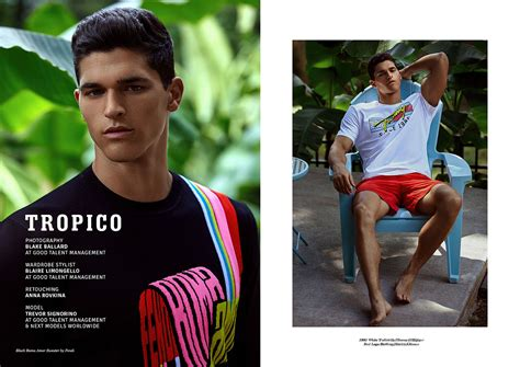 Tropico for YEARBOOK ANNUAL on Behance