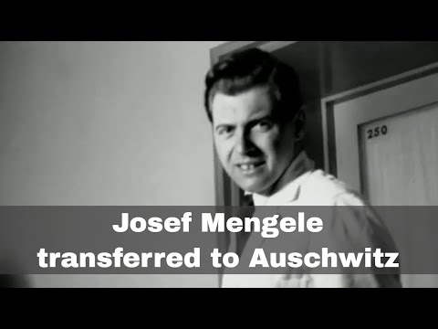 MENGELE AND ROLF