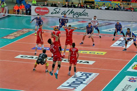 Volleyball League Serie A | Unipol Corporate Sponsorship