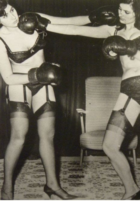 Blood, Sweat, and High Heels: Vintage photos of women