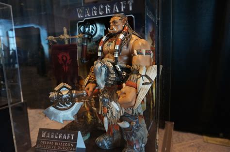 See The First Official Warcraft Movie Merchandise - GameSpot