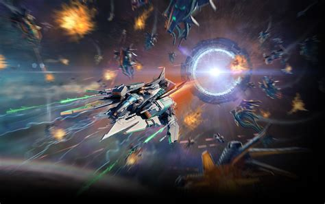 DarkOrbit Reloaded Review and Download – MMOBomb