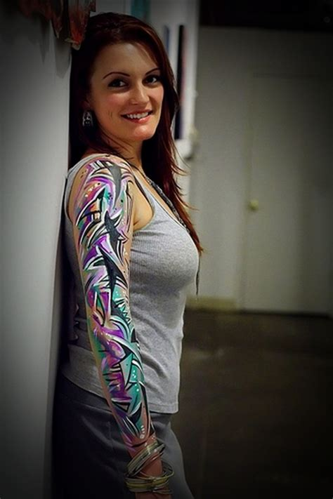 Coolest Arm Tattoo Designs for Women - Ohh My My