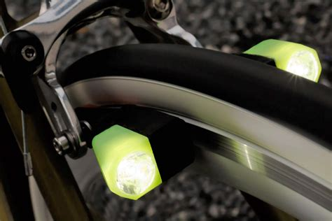 Magnic Microlights generate their own light without