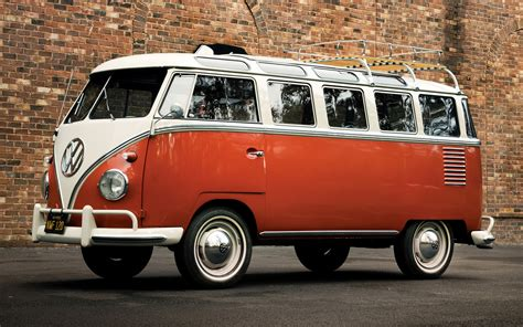 Volkswagen T1 Samba Bus (1958) US Wallpapers and HD Images