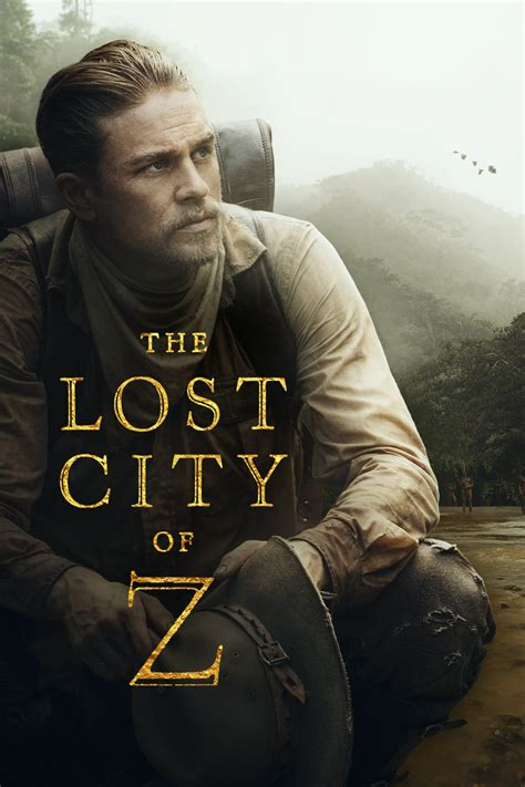 The Lost City of Z wiki, synopsis, reviews - Movies Rankings!