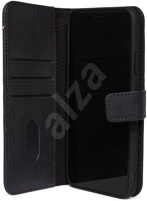 Decoded Leather Wallet Black iPhone 11 Pro - Kryt na mobil