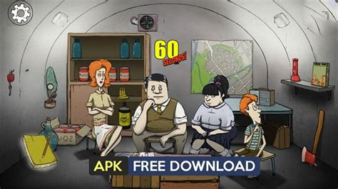 60 Seconds Atomic Adventure Apk for Android free Download