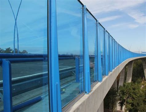 Noise Barriers - Metal Noise Barrier Manufacturer from