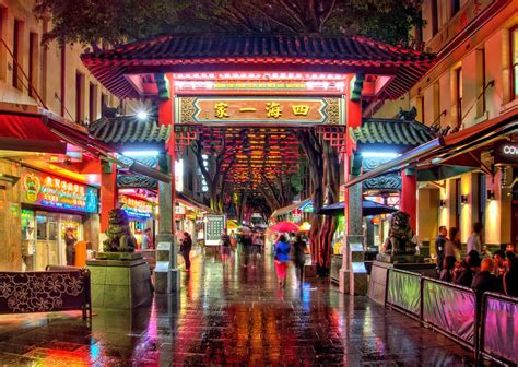 China Town, Sydney | China Town Sydney looks amazing at