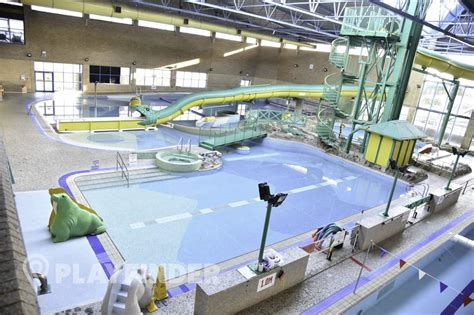 Waterfront Leisure Centre, Greenwich | Swimming Pool