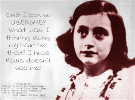 Anne Frank - Uncyclopedia, the content-free encyclopedia