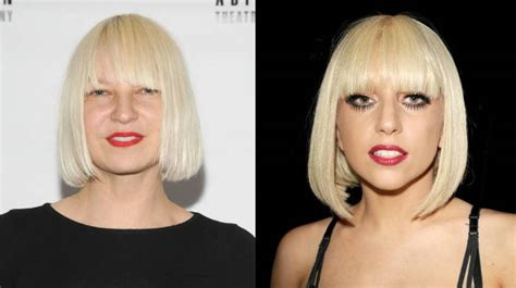 Is Sia The New Lady Gaga?