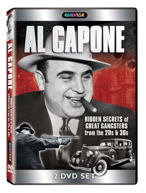 Al Capone: Hidden Secrets of the Gangsters from the 1920s