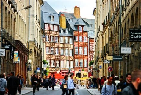 Rennes, France | People Don't Have to Be Anything Else