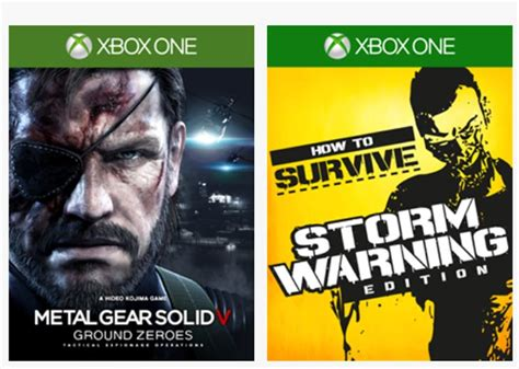 Xbox One Games with Gold for August 1st 2015 – Product