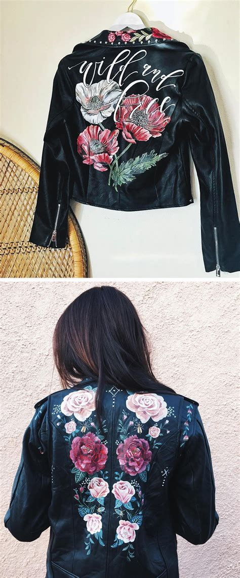 9 Painted Leather Jackets That are Wearable Works of Art