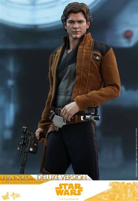 Solo: A Star Wars Story – 1/6th Scale Han Solo (Deluxe