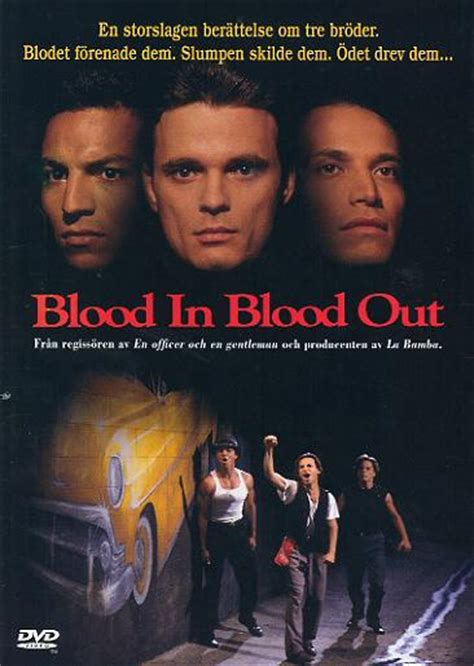 Blood in, blood out - DVD - Discshop